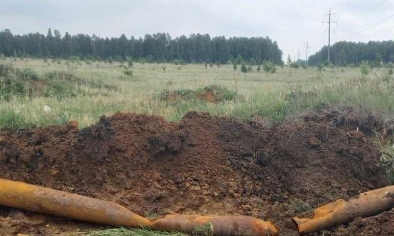 В Коркинском муниципальном районе (Челябинская область) произошло новое происшествие на центральн