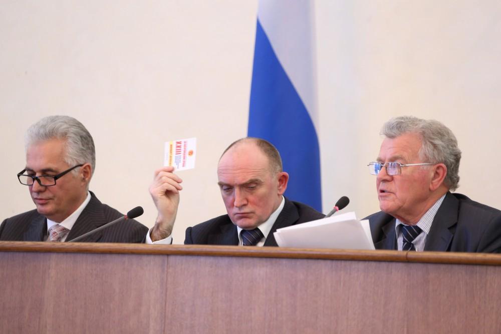 За его кандидатуру единогласно проголосовали участники XXIII отчетно-выборной конференции ЗВУ.
