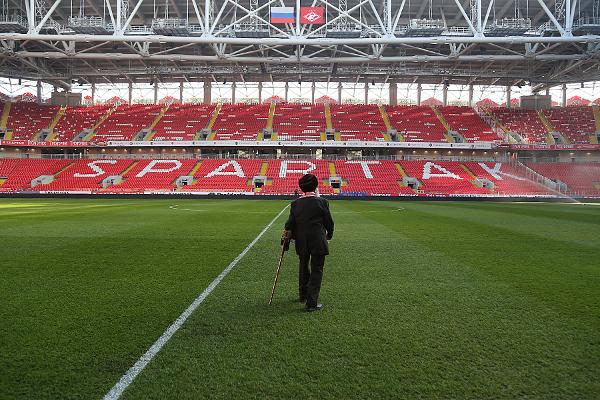 Об этом с прискорбием сообщает пресс-служба «красно-белых». ФК «Спартак-Москва» выражает искренни