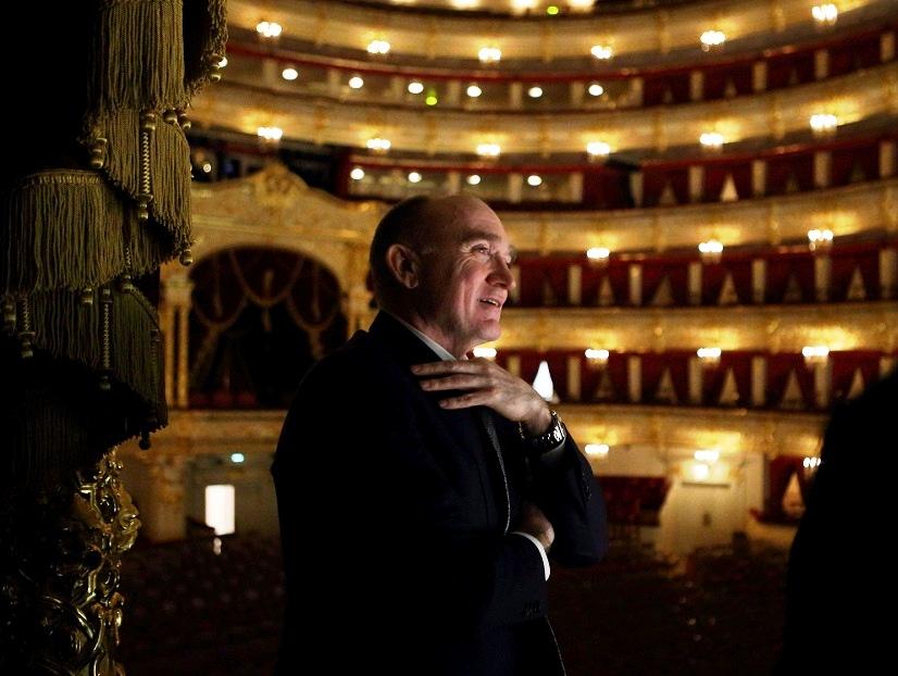Большой театр России начинает сотрудничество с Челябинским театром оперы и балета имени Глинки. С