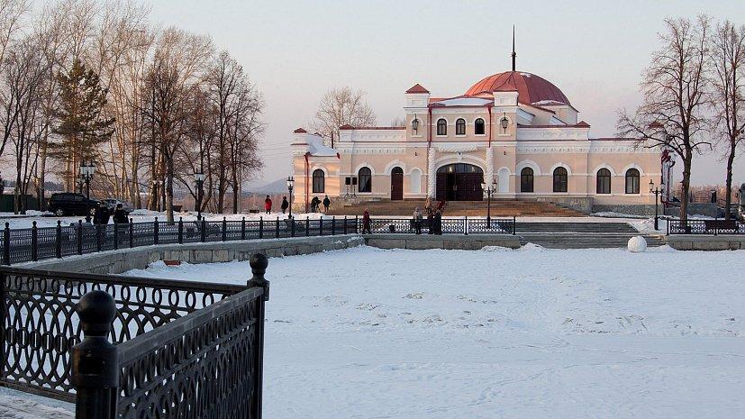 Обновленная набережная представит регион на всероссийском конкурсе проектов по благоустройству в