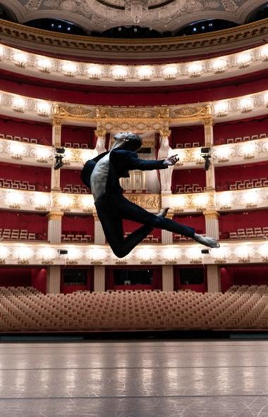В Челябинске выступит первый солист Баварского государственного балета, лауреат международных кон