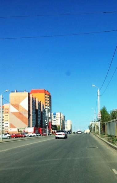 В челябинском микрорайоне Чурилово восстановили ливневую канализацию по улице Яблоневой - на учас