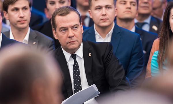 Новые направления в работе «Единой России» появятся в течение месяца. Это информирование людей о