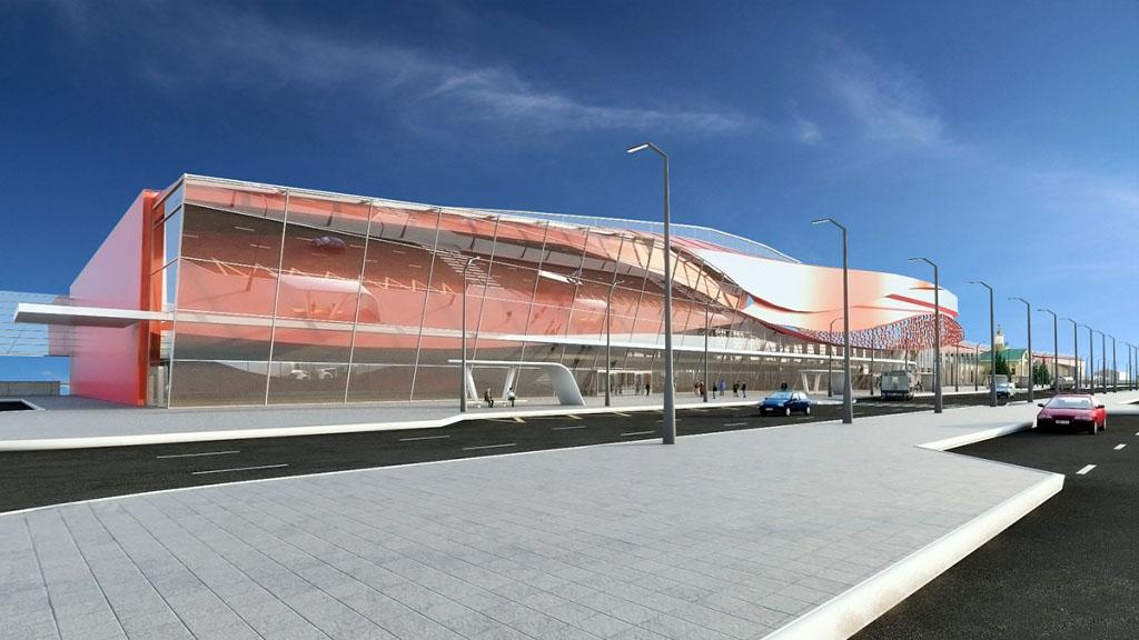 Проект масштабной реконструкции челябинского аэропорта получил положительные заключения Главгосэк