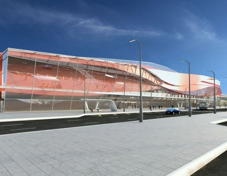 Новый аэровокзальный комплекс в Челябинске будет строить турецкая компания, зарегистриро