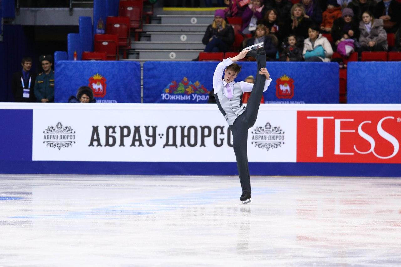 Легендарный тренер Татьяна Тарасова, комментирующая соревнования мужчин, отметил