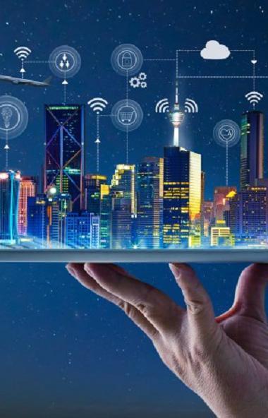 Цифровую платформу «Интерсвязь. Умный город» презентовала на всемирном саммите по Интернету вещей