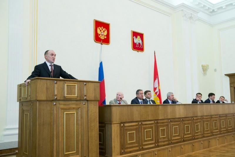 Как сообщили агентству «Урал-пресс-информ» в пресс-службе губернатора,