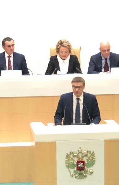Губернатор Челябинской области Алексей Текслер отстаивал бюджетные интересы региона на федерально