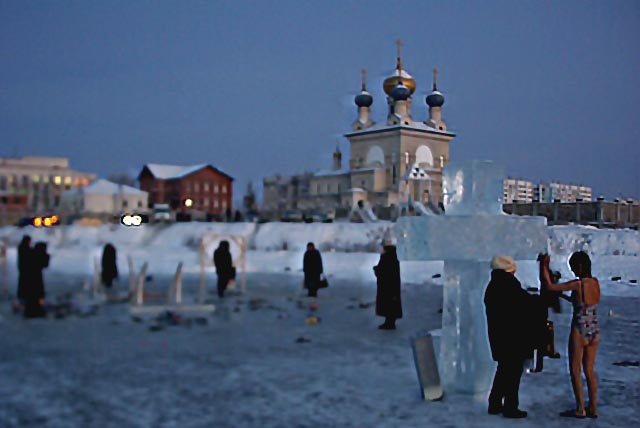 Как сообщили агентству «Урал-пресс-информ» в Челябинской епархии, водоосвящение, которое совершаю