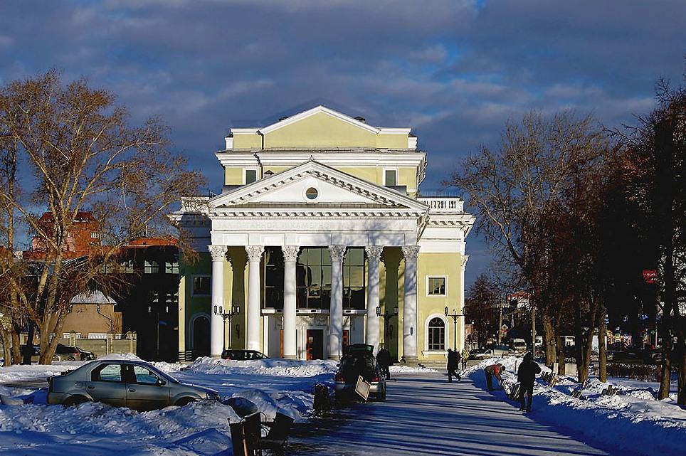 Сегодня, 26 февраля, в Челябинске, в концертном зале органной и камерной музыки «Родина» стартуе