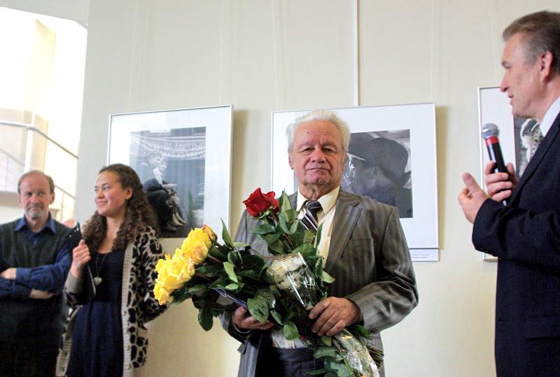 А сегодня, 5 мая, Евгений Иванович подарил челябинцам встречу с мастерами фотографии столицы Южно