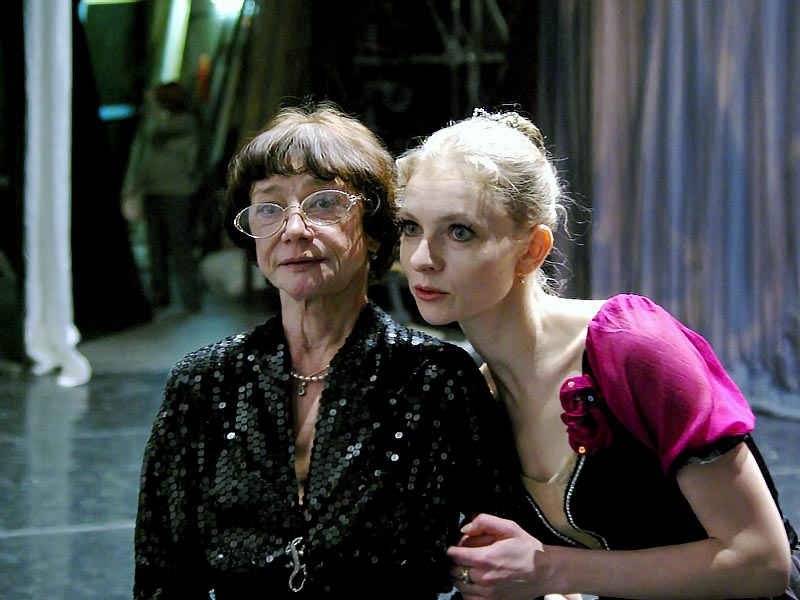 За неделю публика увидела три балета –