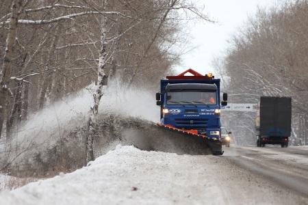 Снегопад, который обрушился в Старый Новый года на Челябинскую область, устроил первое испытание