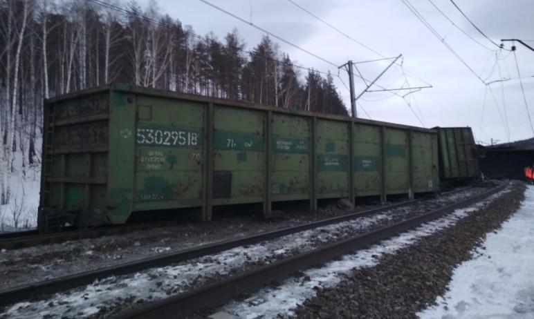 Аварийно-восстановительные работы на участке Южно-Уральской железной дороги в Челябинской области