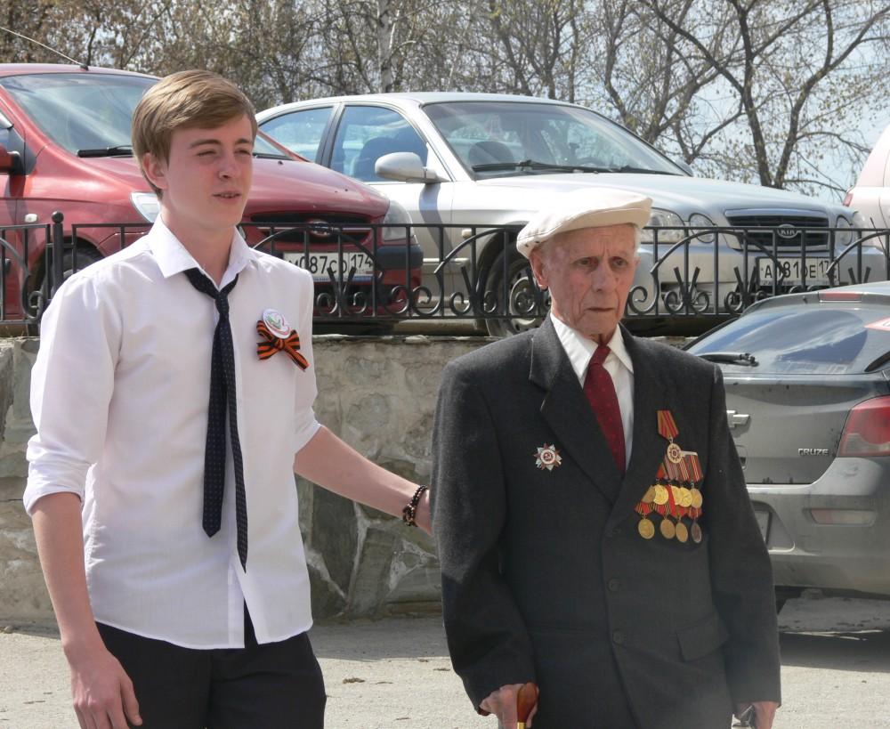 Сегодня в Кыштыме состоялся первый губернаторский прием. На нем чествовали 35 ветеранов. Из дома