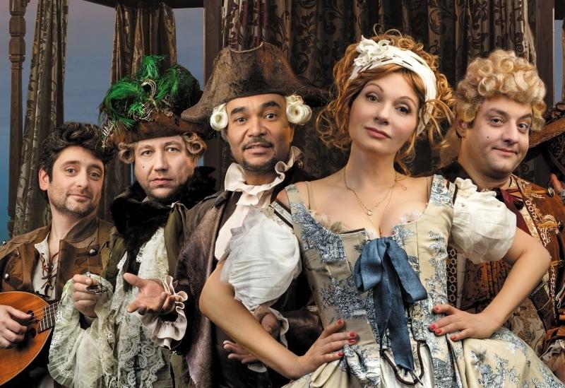 В Челябинске в театре драмы имени Наума Орлова 29 июня московские артисты покажут итальянскую ком