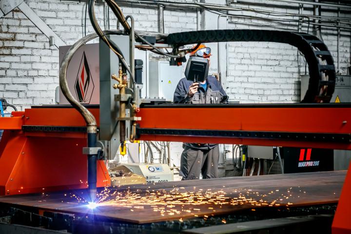 В индустриальном парке ММК (г. Магнитогорск) построили завод металлургических раскислителей.