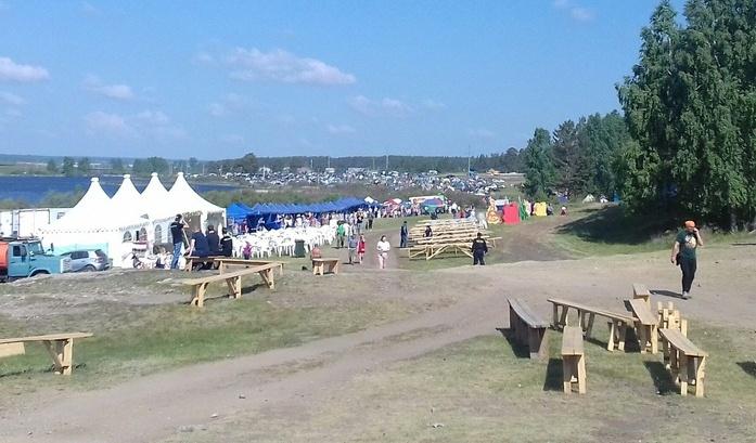 Всероссийский Бажовский фестиваль народного творчества в Челябинской области посетили 22,5 тысяч