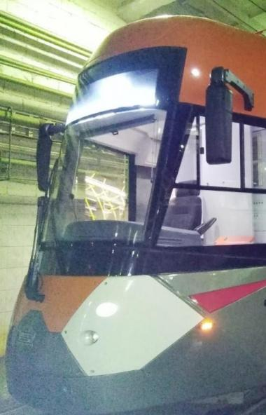 В Челябинск для прояснения ситуации с трамваем модели 71-415 приехал коммерческий директор АО «Ур
