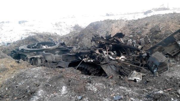 Как стало известно агентству «Урал-пресс-информ» из сообщений штаба армии Новороссии, на Донецком