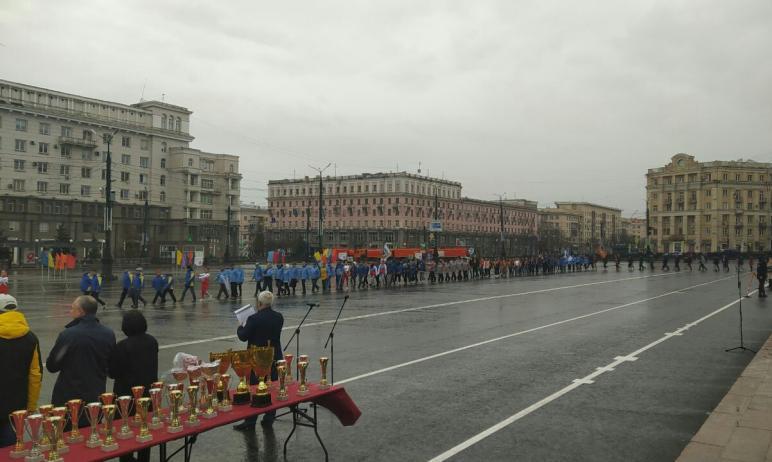 Сегодня, второго мая, в связи с проведением 88-й легкоатлетической эстафеты, 67-й кольцевой гонки