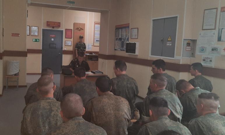 Военная прокуратура Челябинского гарнизона во взаимодействии с военным следственным отделом по Че