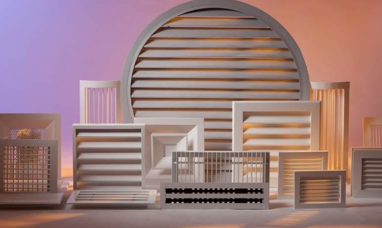 Наружные вентиляционные решетки представляют собой специальные изделия, решающие в жилом и коммер