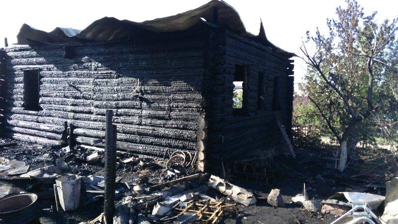 Как сообщили агентству «Урал-пресс-информ» в пресс-центре ГУ МЧС региона, горел бр