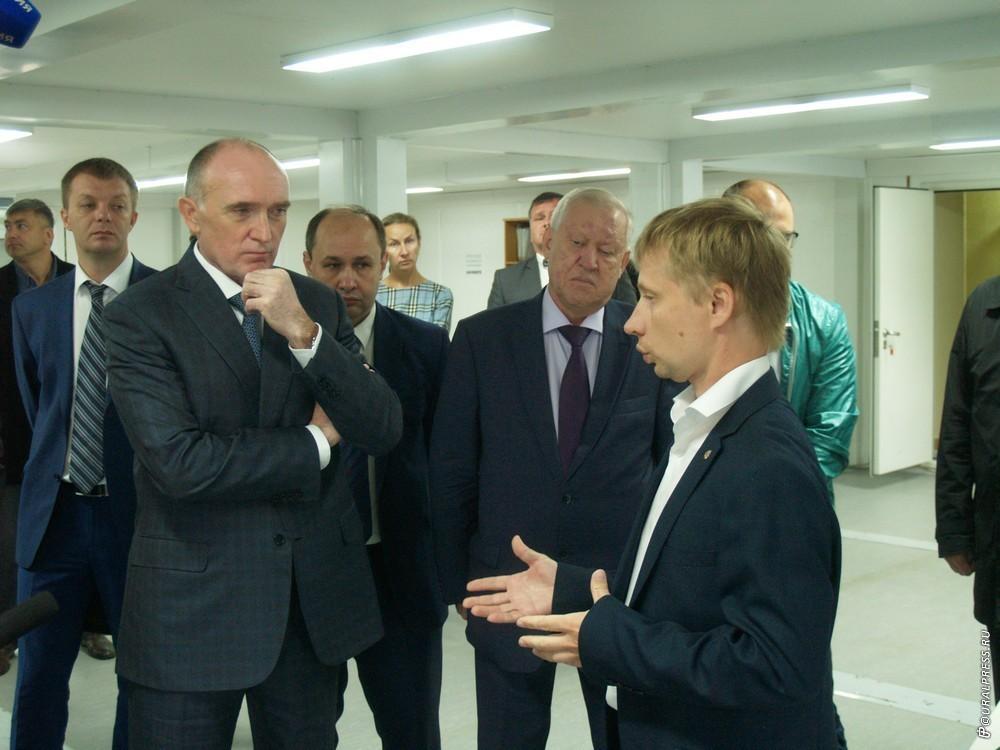 Сегодня, 10 августа, глава региона Борис Дубровский побывал с рабочим визитом на челябинском пред