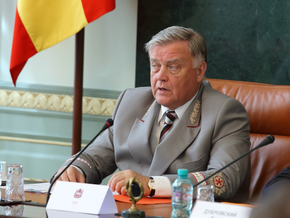 Об этом заявил президент РЖД» Владимир Якунин на состоявшемся 23 июля совещании в Челябинске с уч