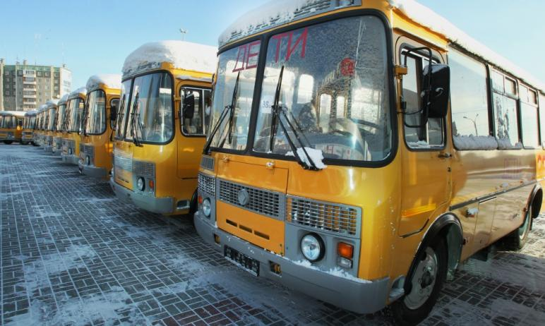 В малых населенных пунктах Челябинской области могут разрешить взрослым жителям ездить на школьны