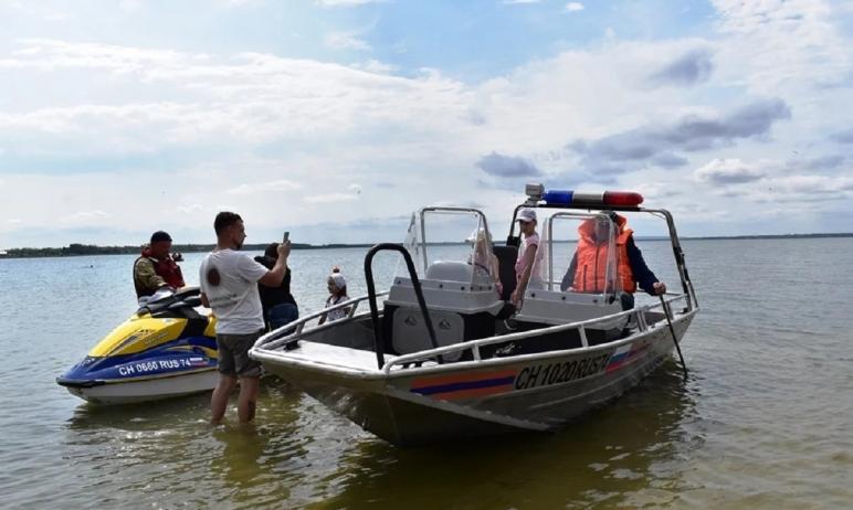 В минувшую пятницу, 23 июля, на берегу озера Смолино состоялся открытый урок для школьников по бе