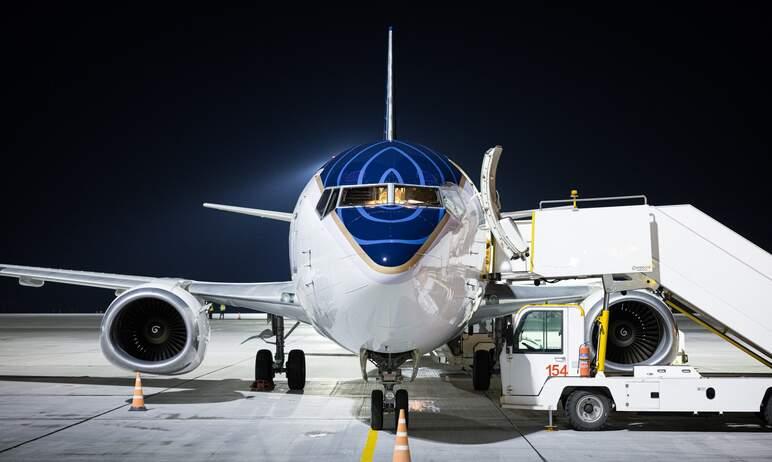 Из международного аэропорта Челябинска сегодня, 26 октября, вылетел спецборт в Килиманджаро со ль