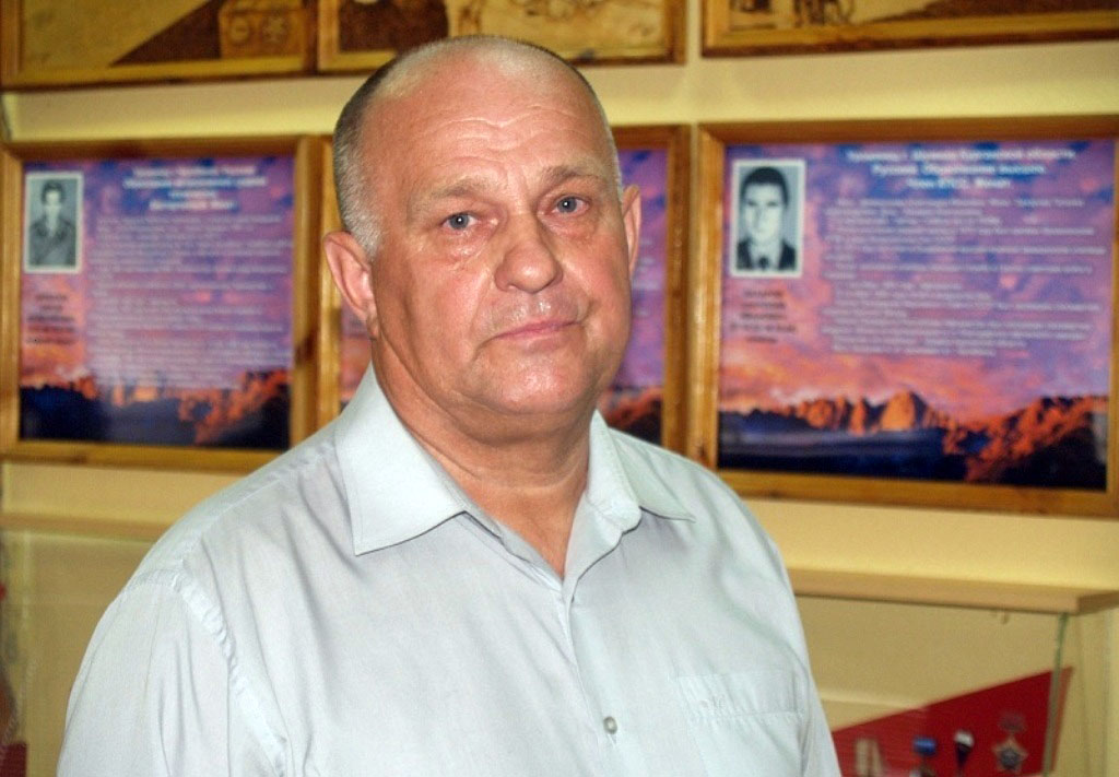 Фотовыставка создана челябинской региональной общественной организацией участников боевых действ