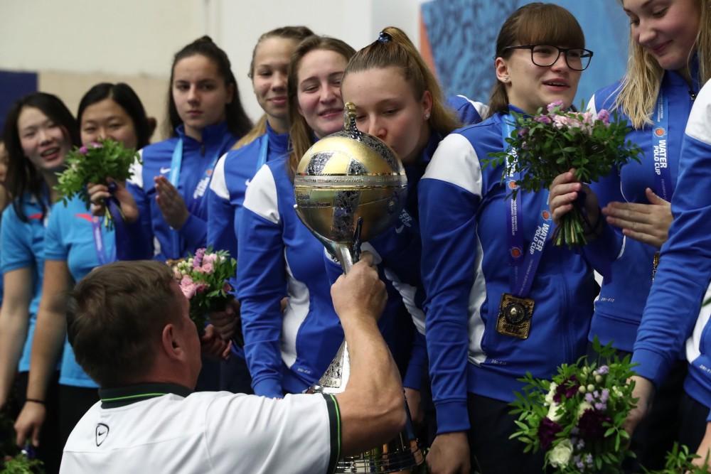 Сборные Казахстана, Хорватии и Узбекистана заняли соответственно четвертую, пятую и шестую строчк