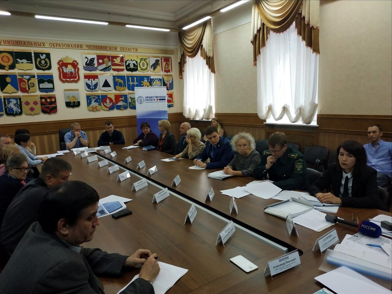 Только в результате вмешательства Общественной палаты Челябинской области удалось разрешить длящи