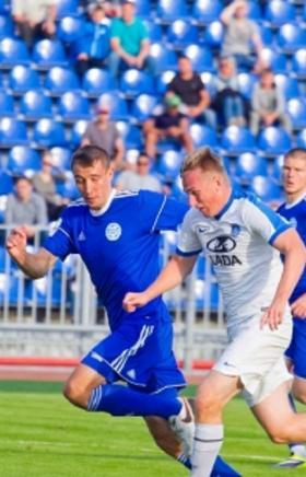 В четверг, первого августа, футбольный клуб «Челябинск» в рамках третьего тура первенства страны
