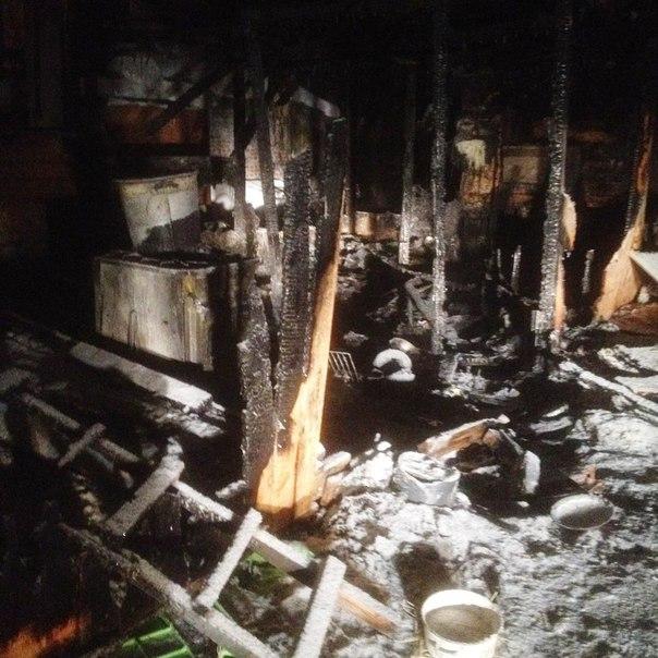 «В приюте беда, взорвался газовый баллон. Был сильный пожар. Погибло несколько жив