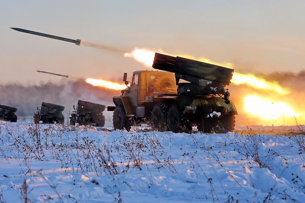 По сообщению начальника ракетных войск и артиллерии ЦВО, генерал-майора Александра Глущенко, расч