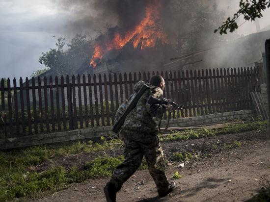 «Эвакуация населения продолжается, но большинство жителей решили остаться в городе. Дух ополчения
