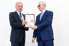 Съезд проходил в рамках Недели российского бизнеса. В его работе участвовали президент РФ Владими