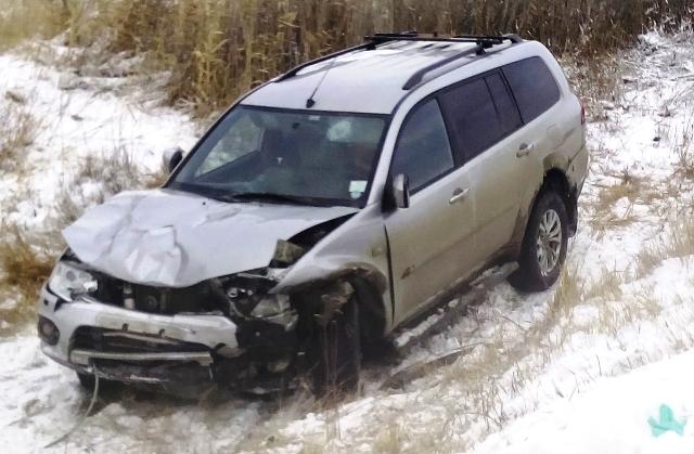 Несчастный случай произошел 1 ноября на 106 километре трассы Бреды-Черноречье. «