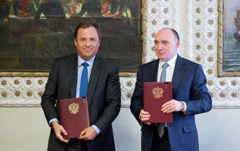 Накануне делегация Роскосмоса во главе с генеральным директором Игорем Комаровым посетила Усть -К