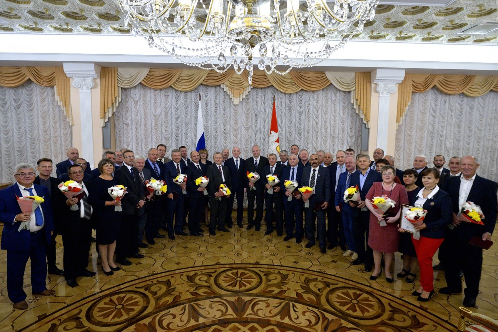 Во вторник, 22 августа, губернатор Челябинской области Борис Дубровский провёл традиционную для э