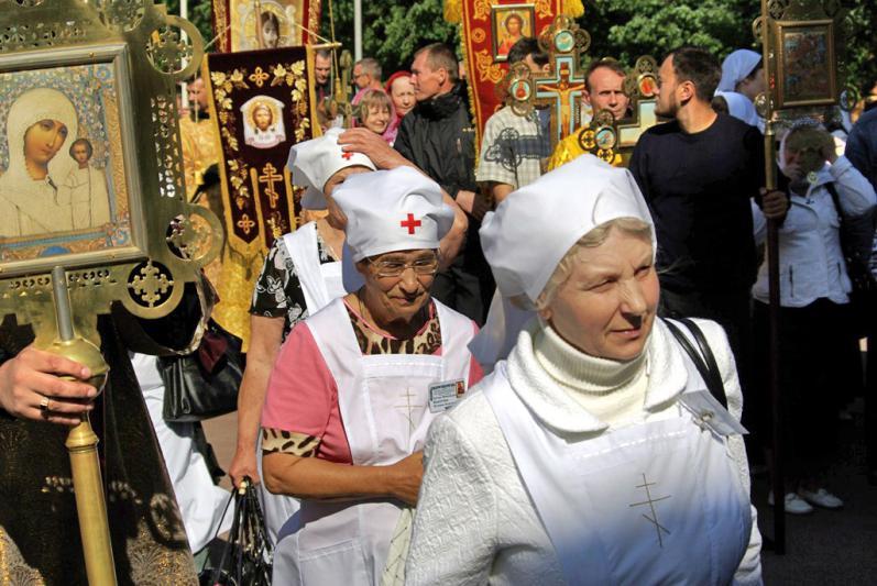 Как сообщили агентству «Урал-пресс-информ» в Челябинской епархии, певчая церковного хора, педагог