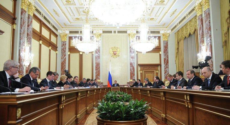 Доклад будет представлен на заседании кабинета министров, сообщает пресс-служба ведомства. В рейт