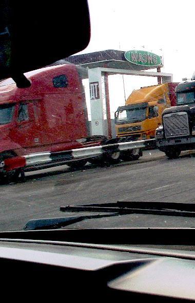 С сегодняшнего дня, 4 сентября, на федеральной трассе М-5 в Челябинской области временно огранича