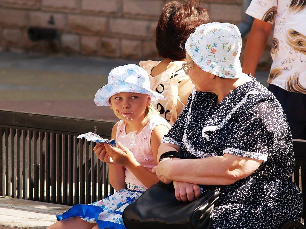 В конкурсе смогут принять участие бабушки в возрасте от 60 до 80 лет,представительницы националь